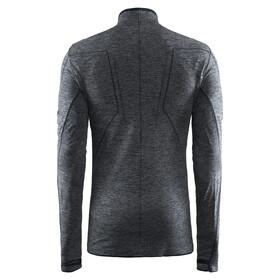 Craft Active Comfort Zip Shirt Men Black